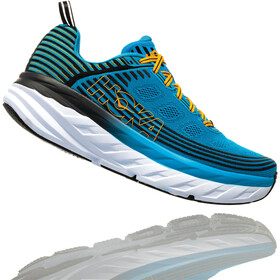 Hoka One One Bondi 6 Running Shoes Herren dresden blue/black